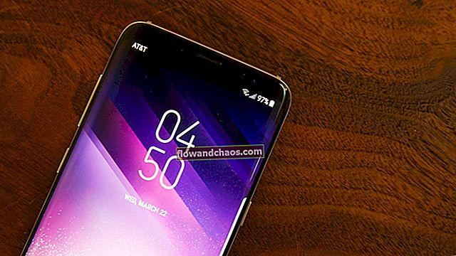 Kako ponovno pokrenuti smrznuti Samsung Galaxy S8