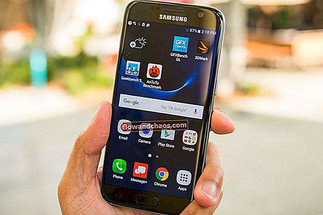 Kako riješiti problem sa zvukom izobličenog Samsung Galaxy S7