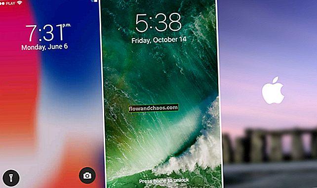 Kako promijeniti zaslon za zaključavanje iPhonea