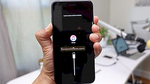 Kako ući u način oporavka sa slomljenim gumbom za dom iPhone