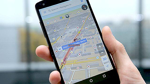 Najlepšie najlepšie aplikácie pre systém GPS pre Android