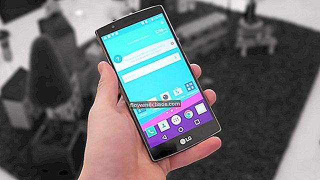 Kako riješiti probleme s Wi-Fi mrežom LG G4