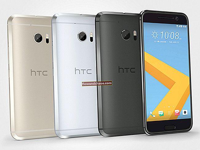 Kako odpraviti težave s povezavo Wi-Fi HTC 10