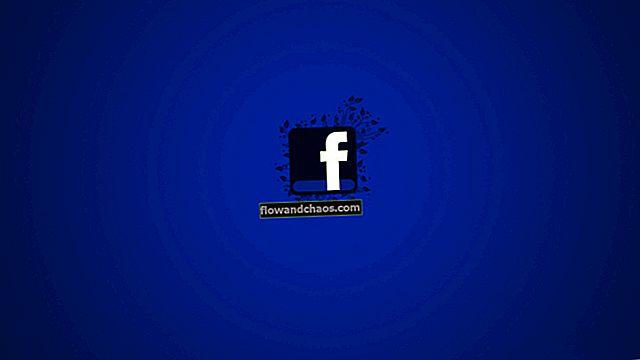 Kako urediti fotografijo na Facebooku pred objavo