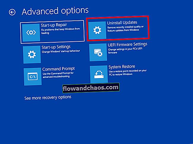 Hogyan állítsuk vissza és távolítsuk el a frissítéseket a Windows 10 rendszeren