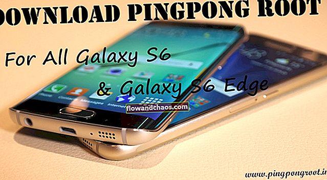 Kako ukoreniniti Verizon Galaxy S6 Edge G925V, ne da bi sprožil Knox z uporabo PingPonga
