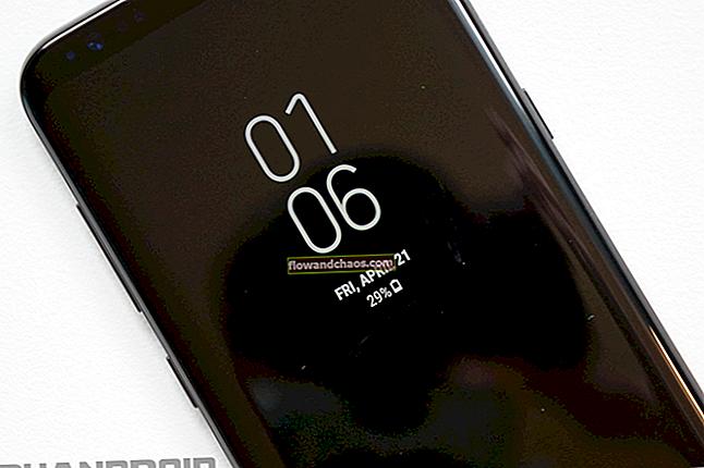 Naključni ponovni zagon Samsung Galaxy S8 - Kako ga popraviti