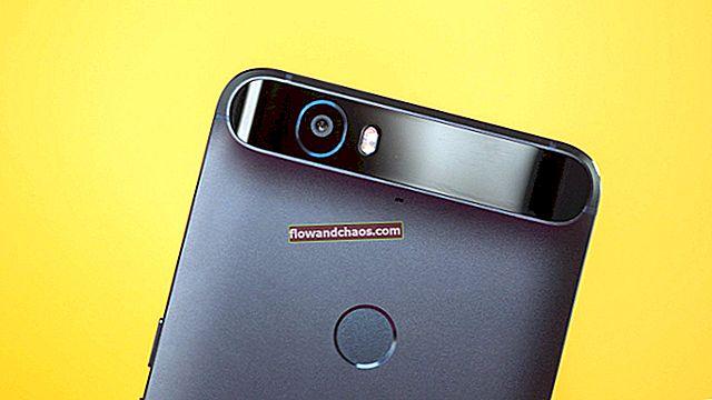 Ako opraviť zlú kvalitu hovoru na zariadení Nexus 6P
