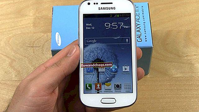 Ako opraviť žiadny signál alebo žiadnu službu na telefóne Samsung Galaxy S5