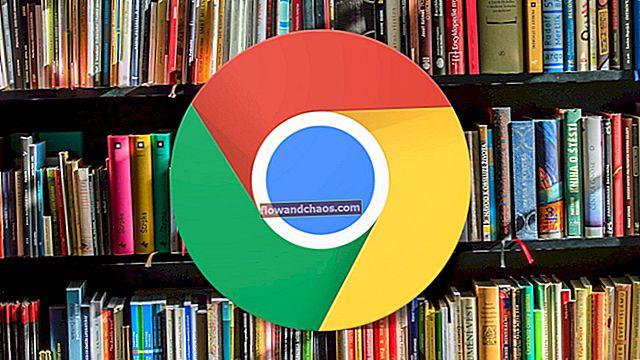 Sådan sikkerhedskopieres Google Chrome-bogmærker