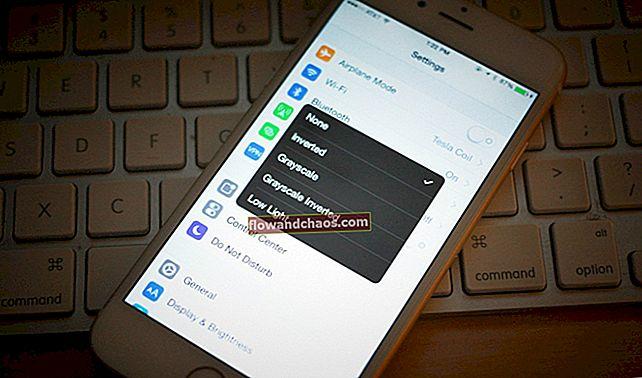 5 módszer az iPhone 6 fekete-fehér képernyő javítására