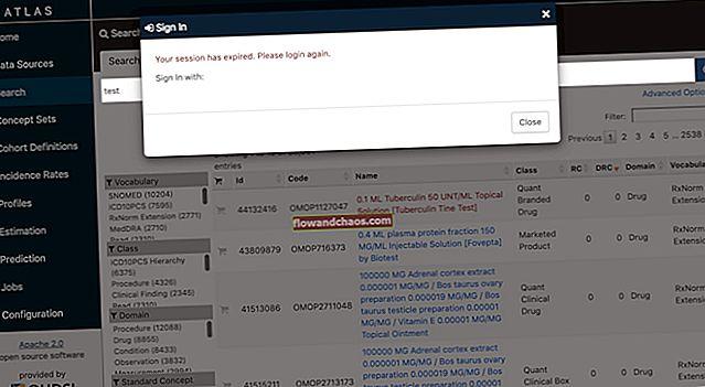 A Facebook App Session lejárt hibájának kijavítása