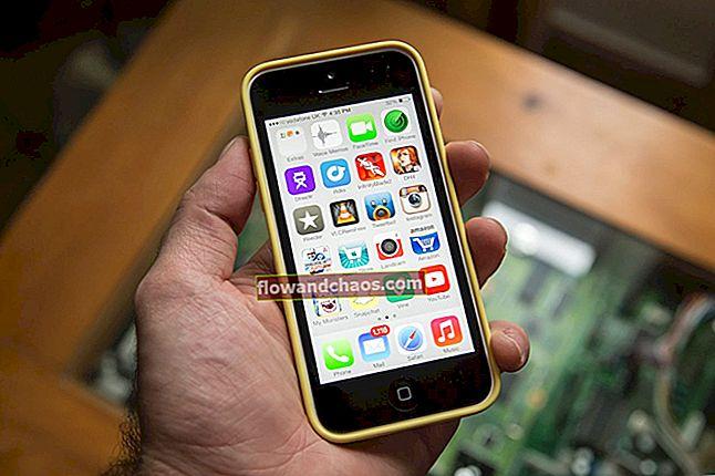 5 måder at rette iPhone 5c på at fryse efter IOS 8.4-opdatering