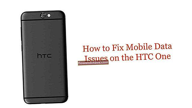 כיצד לפתור בעיה בחיבור Wifi ב- HTC One M7