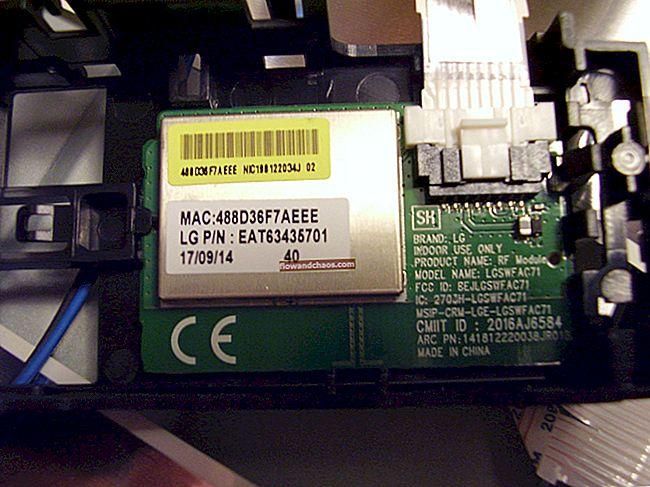 כיצד לתקן את Bluetooth הפסיק הבעיה ב- LG G3