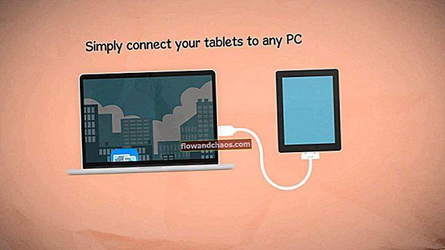 Ako používať tablet ako druhý monitor