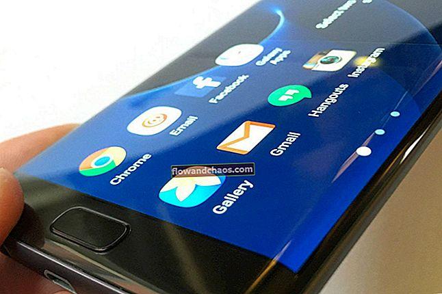 כיצד לנקות מטמון, היסטוריית דפדפנים ועוגיות ב- Galaxy S6 Edge Plus