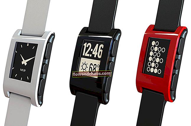 A legnépszerűbb alkalmazások a Pebble Smartwatch számára