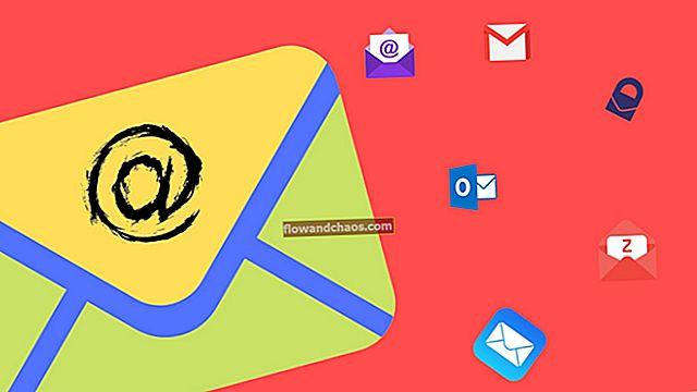 Bedste gratis e-mail-udbydere