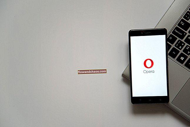 Sådan fjernes Opera Browser fuldstændigt