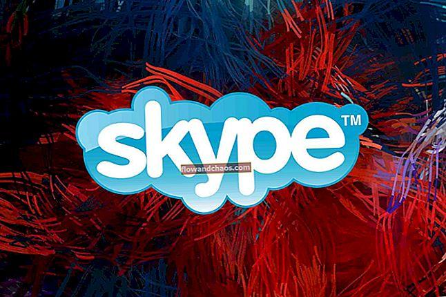 Sådan rettes Skype fejl 1603