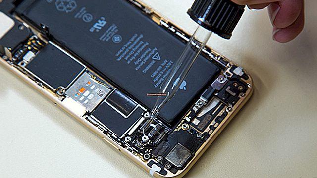 Hogyan lehet kijavítani a vízben sérült iPhone-t
