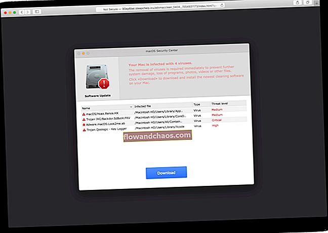 כיצד לתקן כרטיסיות מעצבנות של Mackeeper ומודעות קופצות ב- Safari Mac