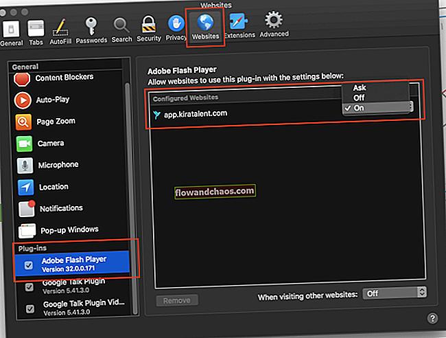 כך תוכל להפעיל את Adobe Flash Player בדפדפן Safari שלך