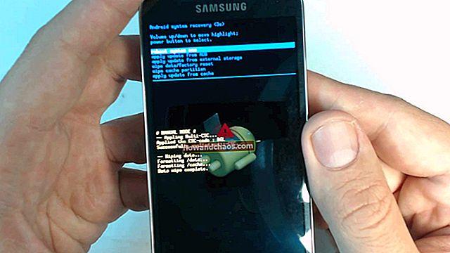 Kako tvornički resetirati Samsung Galaxy S9 i S9 Plus