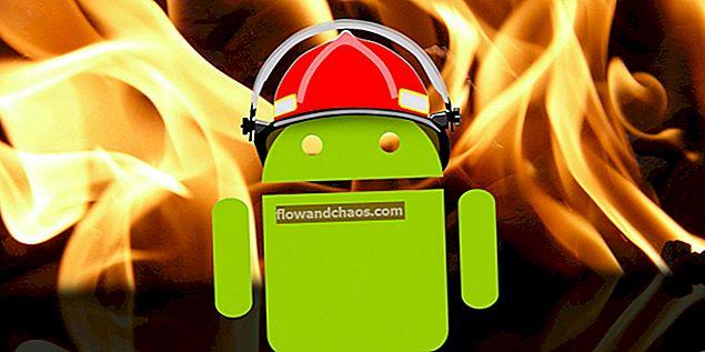 Zašto se moj Android telefon zagrijava i pregrijava?