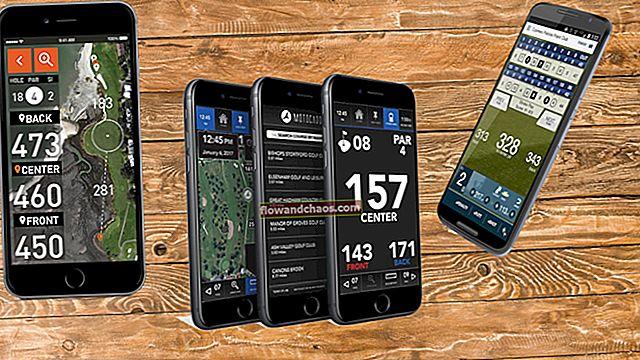 Najbolje najbolje aplikacije za golf za Android