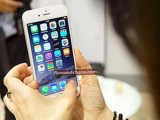 5 načina za popravljanje aplikacija iPhone 6 Plus neće se učitati