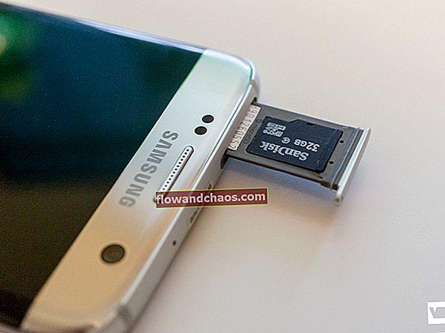 Kako popraviti Galaxy Note 3 zbog nečitanja SD kartice