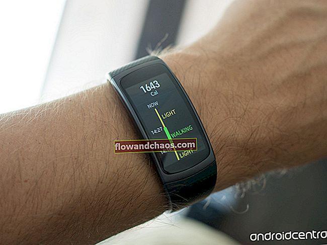 Kako koristiti Gear Fit Manager na Samsung Galaxy S5