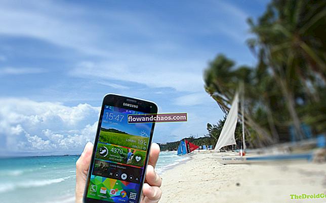 A nagyon lassú Samsung Galaxy S5 javítása