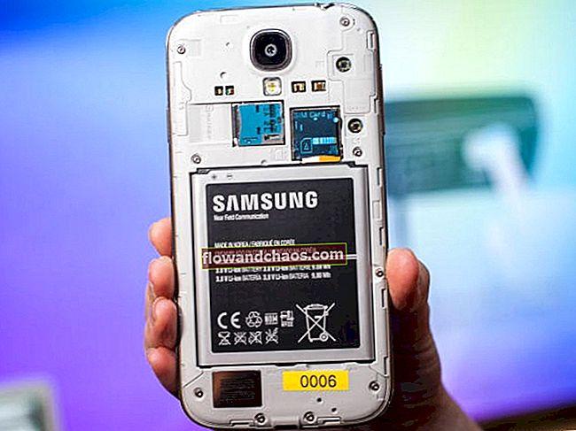 Javítsa ki a Samsung Galaxy S4 Active Probléma véletlenszerű kikapcsolását